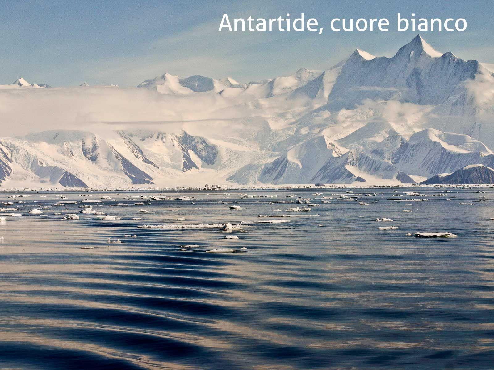 Antartide - Cuore bianco
